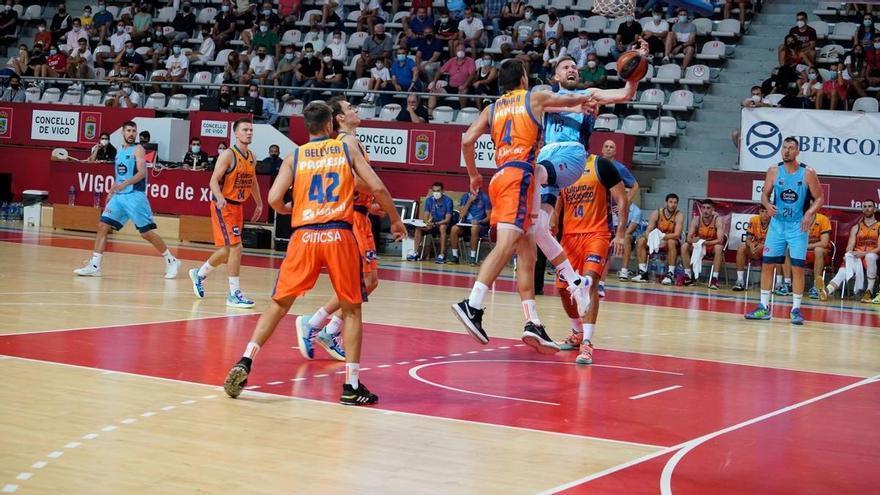 El Valencia Basket gana el Memorial Quino Salvo