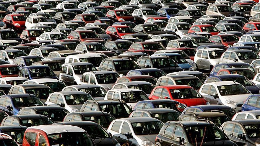 El mercado de coches en Baleares se desploma un 45% en 2020