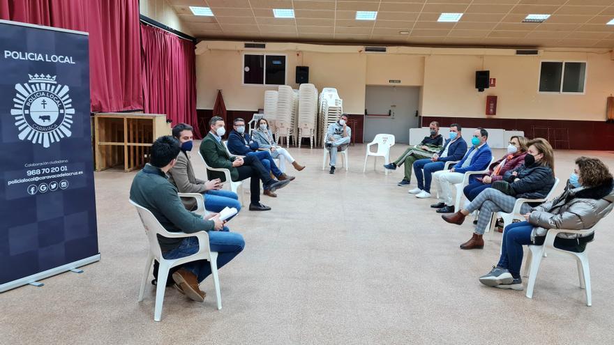 El Ayuntamiento de Caravaca mejora la seguridad de pedanías