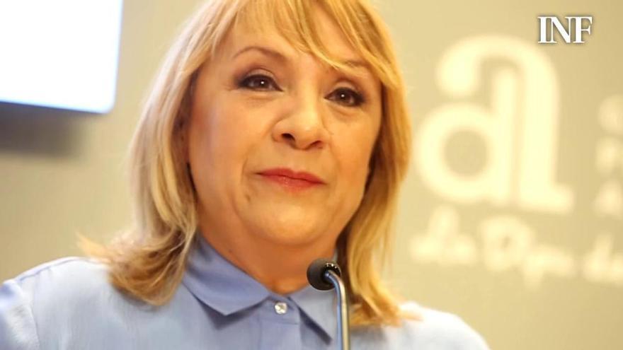 """Blanca Portillo: """"Siempre hemos sido muy crueles con el cine de este país"""""""