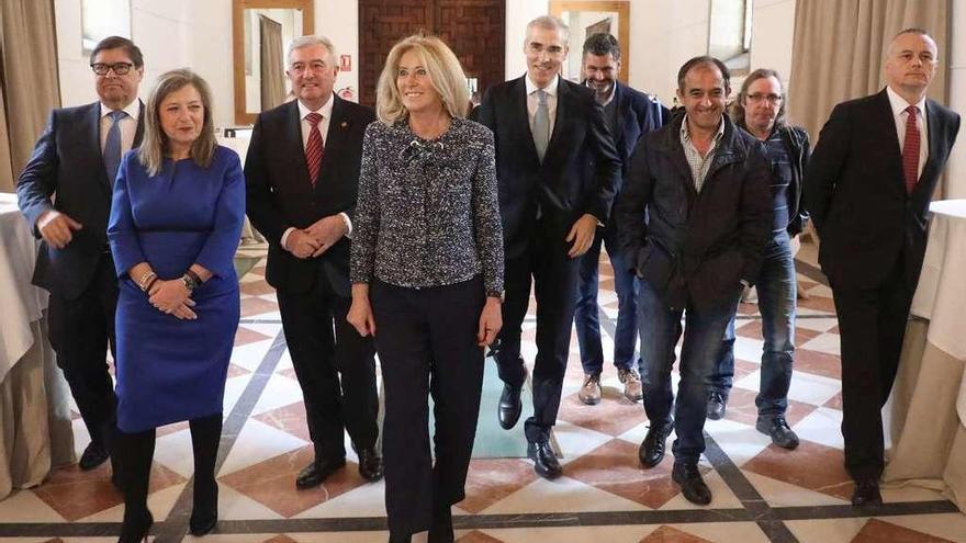 Una alianza de agentes gallegos apuesta por relanzar la industria