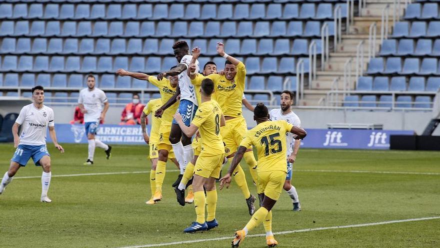 CD Tenerife-Villarreal CF
