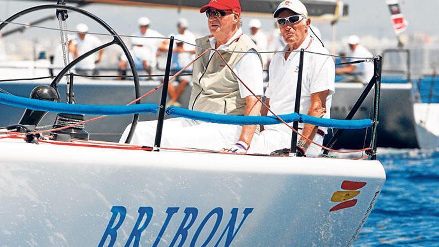 Stürmische Zeiten für Altkönig Juan Carlos