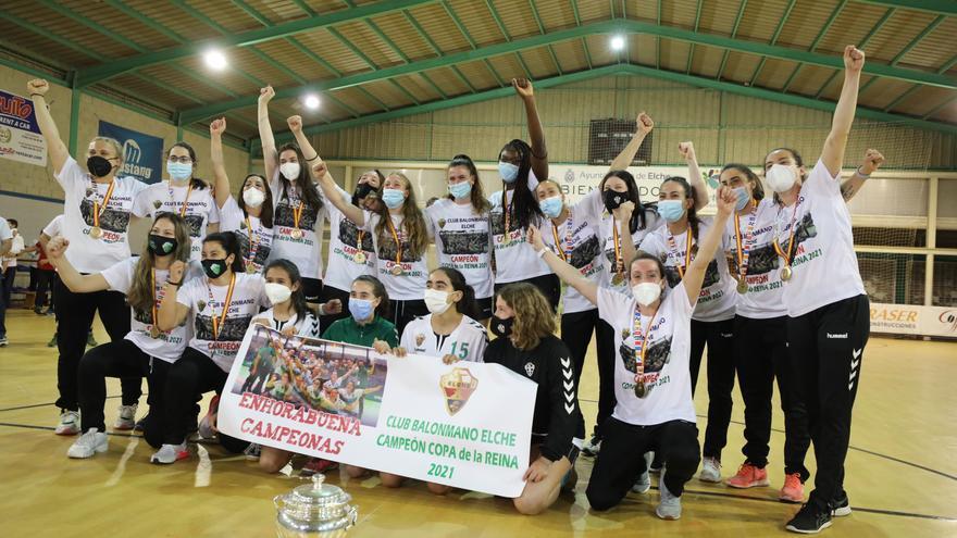 La edad de oro del deporte femenino en Elche