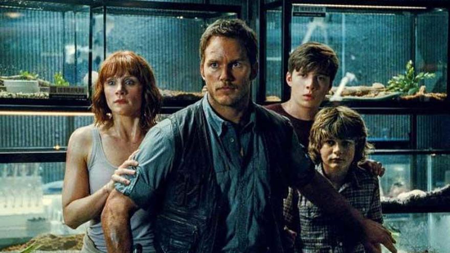 El rodatge de 'Jurassic World 2' començarà al març del 2017