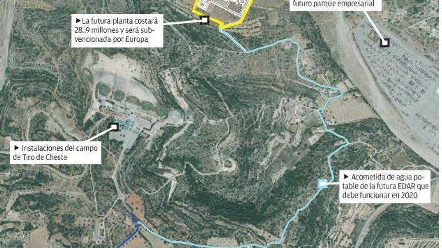 La depuradora de Cheste-Chiva evitará que se contamine l'Albufera