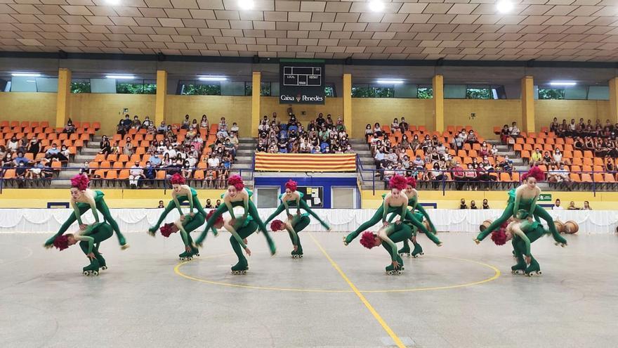 El CPA Olot triomfa a casa abans del Mundial