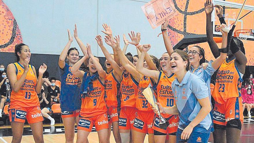 El Torneo Internacional Júnior se queda en l'Alqueria del Basket