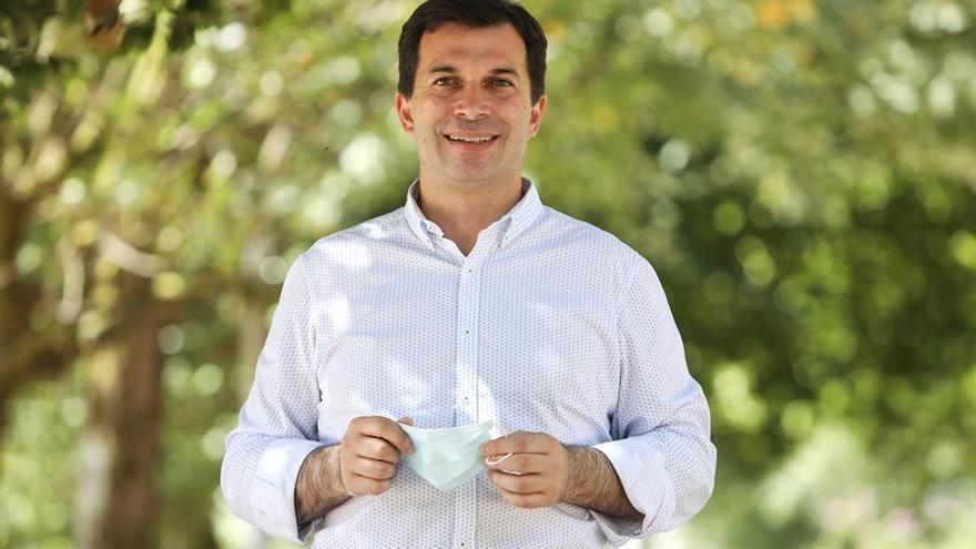 """Gonzalo Caballero: """"La militancia de base me pide gestionar este tiempo para fortalecer el partido"""""""
