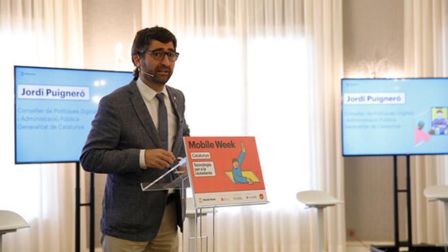 Jordi Puigneró serà vicepresident del Govern i conseller de Polítiques Digitals