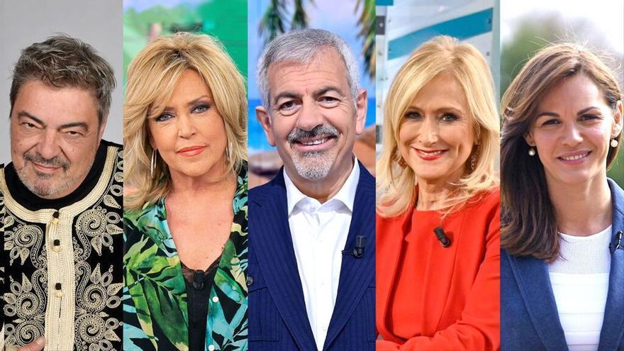 Estos son los famosos que participarán en 'Los miedos de...', el nuevo docureality de Telecinco: lista completa