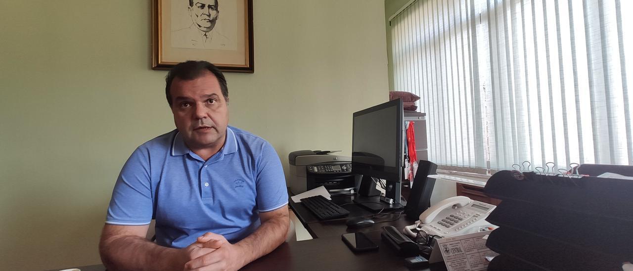 José Luis Alperi.