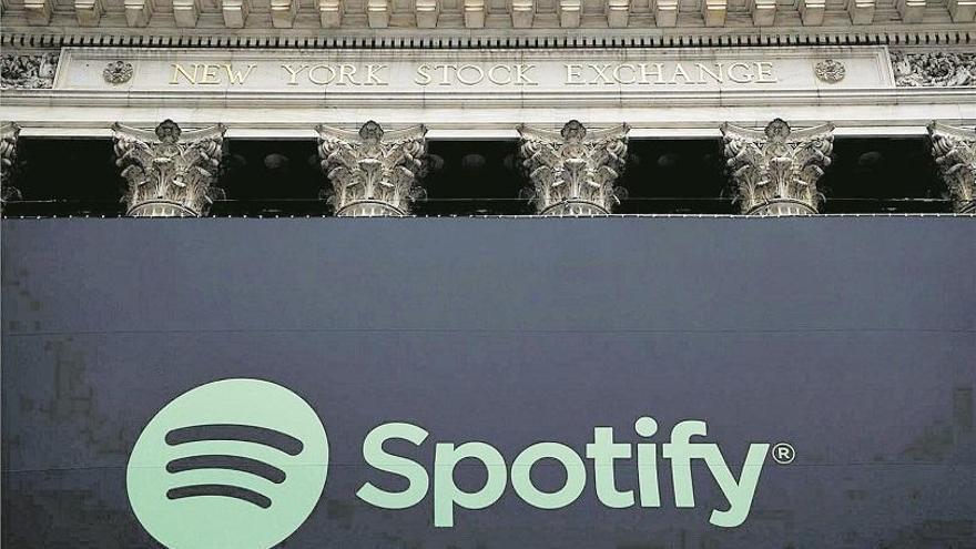 Músicos contra Spotify