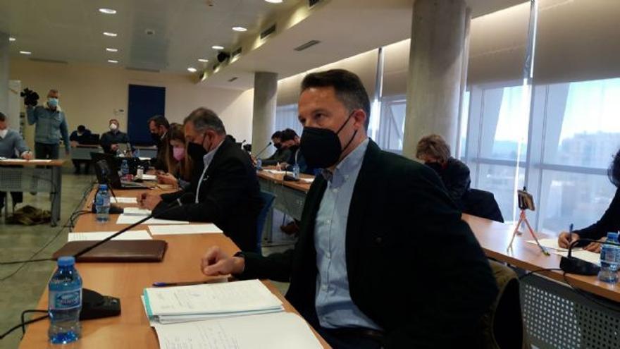 El PP de Lorca pide el cese del concejal de Hacienda
