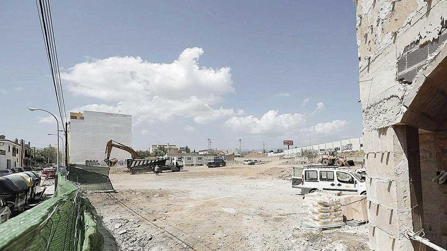 Las Baleares solo concluyen 41 viviendas de protección oficial en cinco años