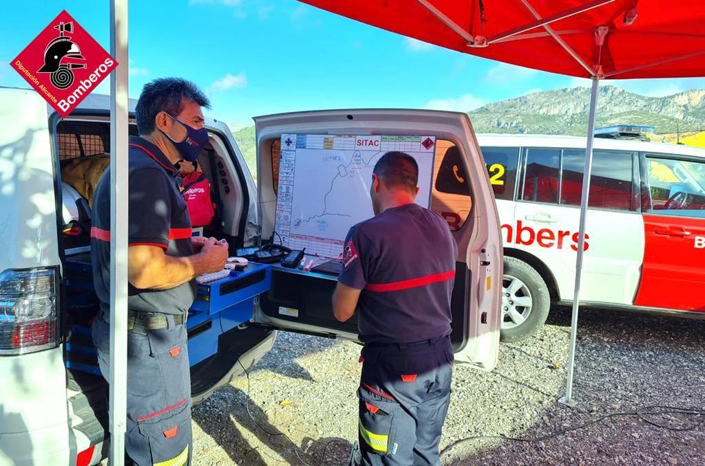 Así fue la búsqueda del langreano fallecido en Alicante tras caer cuando hacía senderismo