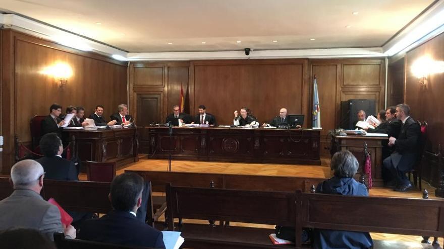 El juicio contra Audasa por las retenciones en Rande deja fuera a los afectados