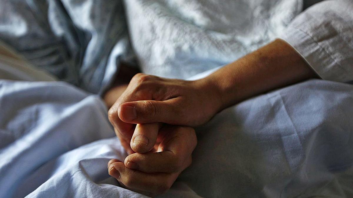 La Llei de l'eutanàsia entrarà en vigor  en breu. agències