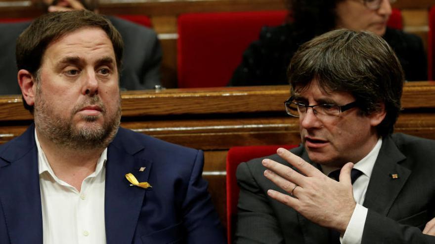 La Junta Electoral excluye a Oriol Junqueras
