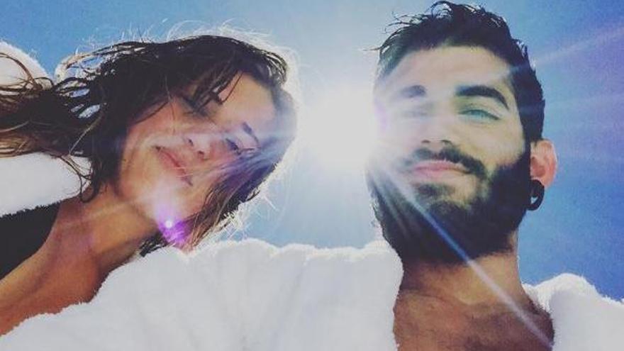 La commovedora felicitació de la parella de Pablo Ráez pel seu aniversari