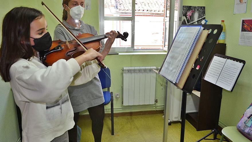 Benavente: La Escuela de Música Duquesa Pimentel abre nuevo período para las matrículas