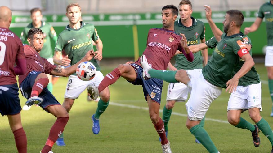 Aplazado el Ferrol - Guijuelo, rivales del Zamora CF en Segunda B