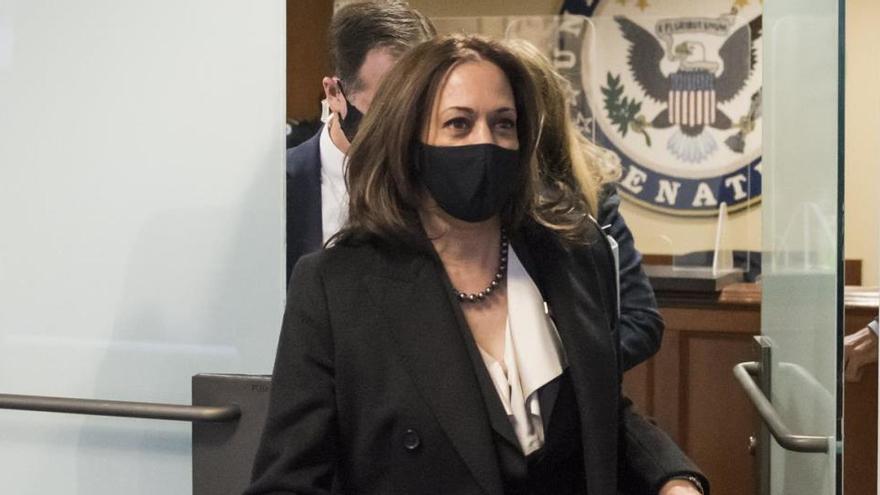 Harris elige un equipo de Vicepresidencia formado al completo por mujeres