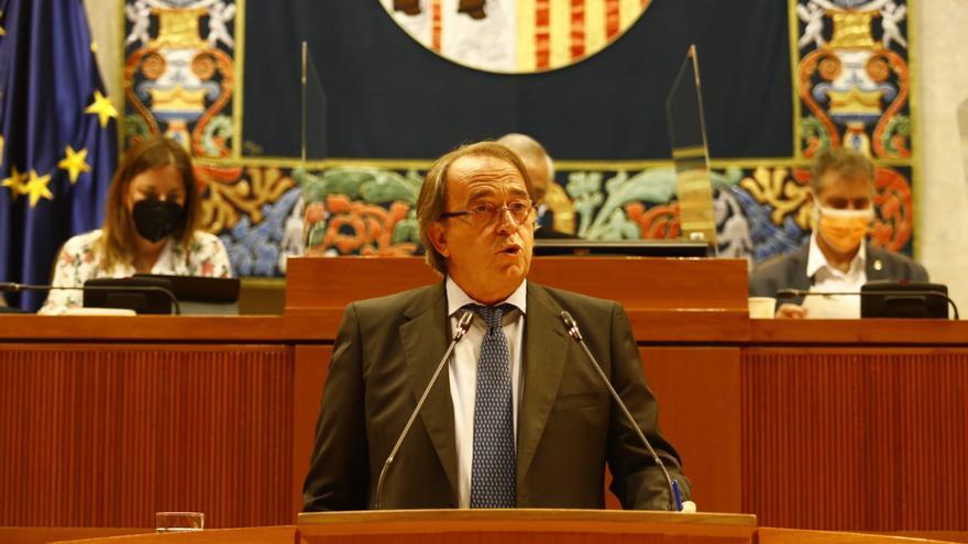 """Pérez Anadón rechaza subir impuestos porque """"no sería la mejor salida a la crisis"""""""