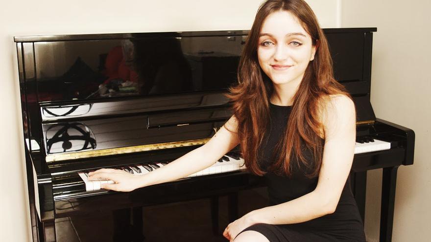 Estefanía Cereijo, Premio Sociedad de Conciertos