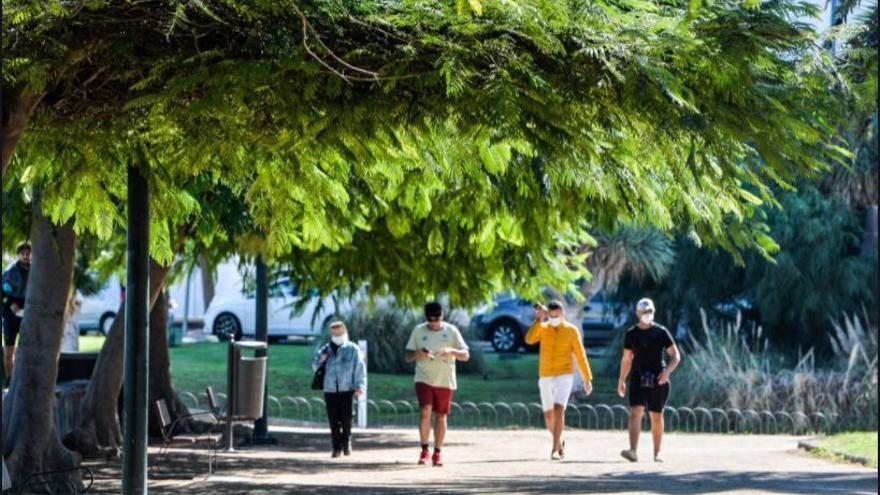 El joven que recibió un corte en el cuello en el Parque Romano se negó a dar dinero a sus agresores