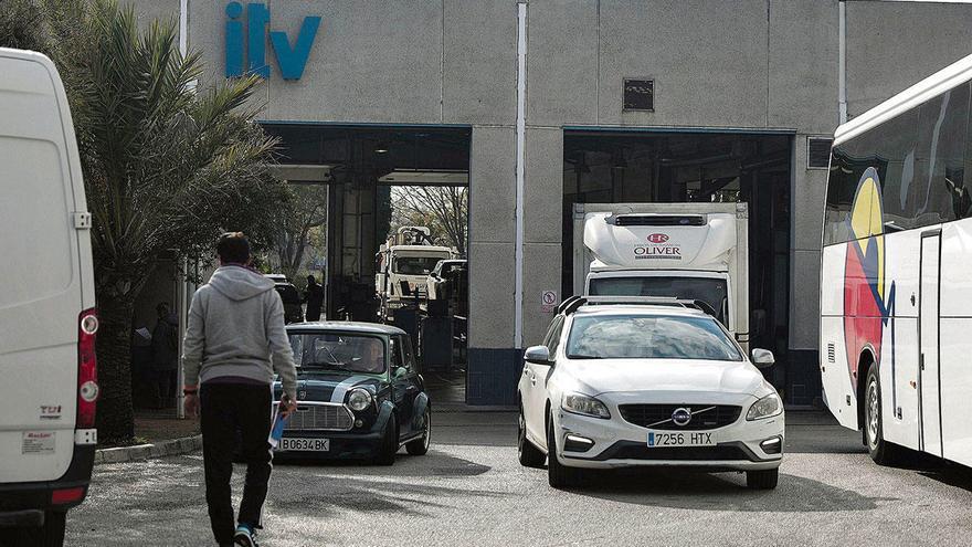 Mallorca bekommt eine neue ITV-Station in Santa Ponça