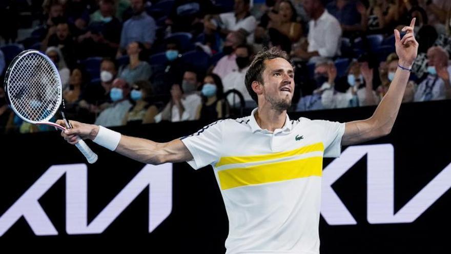 El tenista más en forma contra el indiscutible campeón