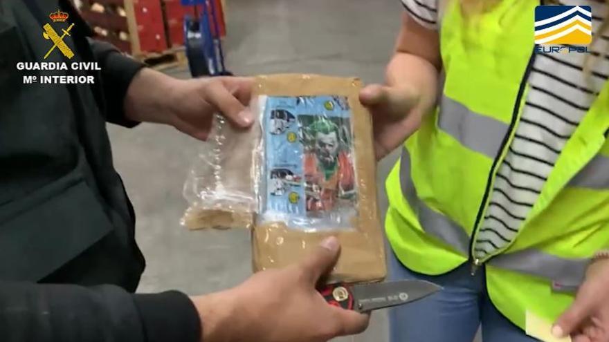 Detenido en Holanda un fugitivo buscado por el histórico alijo de 3.500 kilos de cocaína de Estepona