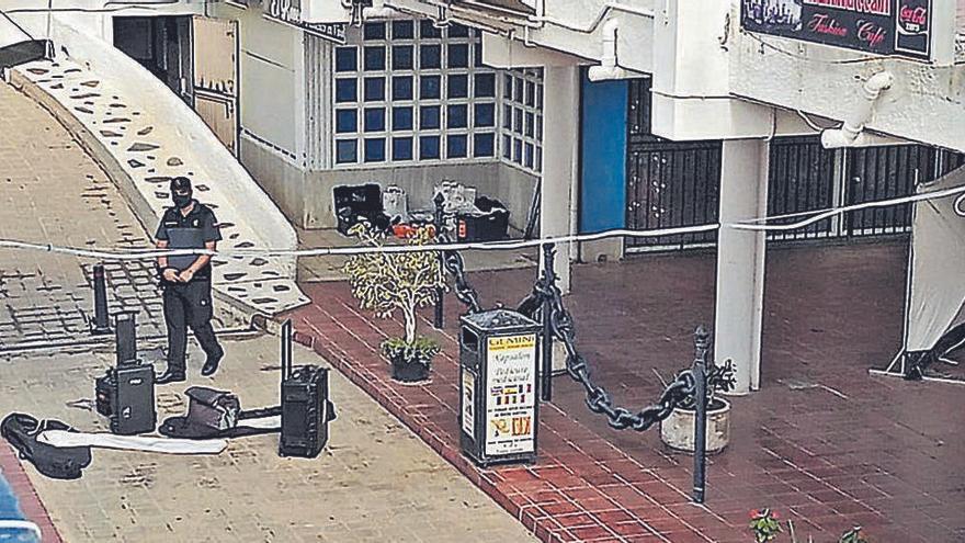Detienen a un hombre por el asesinato en un centro comercial de Tenerife