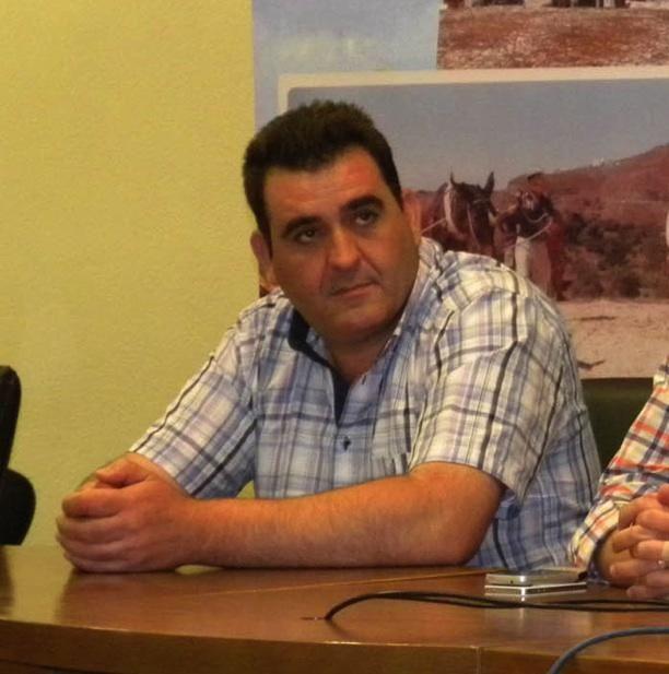 Francisco Abolafio (IU). Sedella. 72,04% de los votos