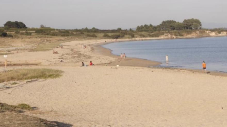 Playa de A Corna