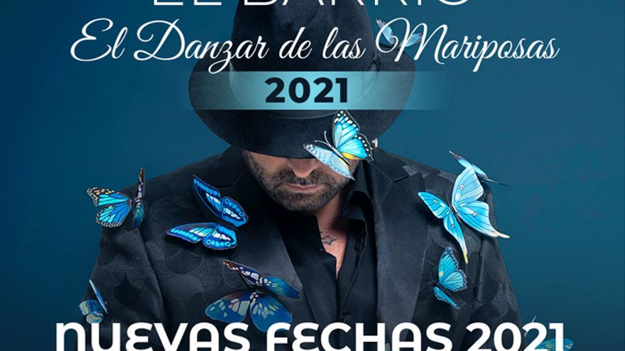 El concierto de El Barrio en València se aplaza de nuevo