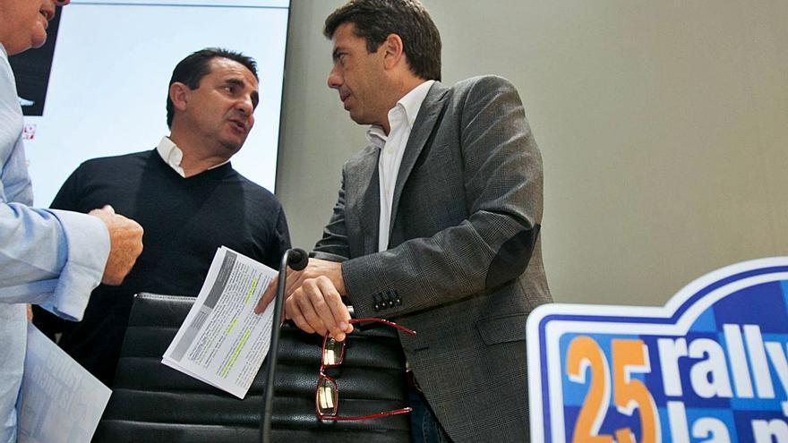 Cs exige la dimisión de Cano y tensa su relación con Mazón en la Diputación