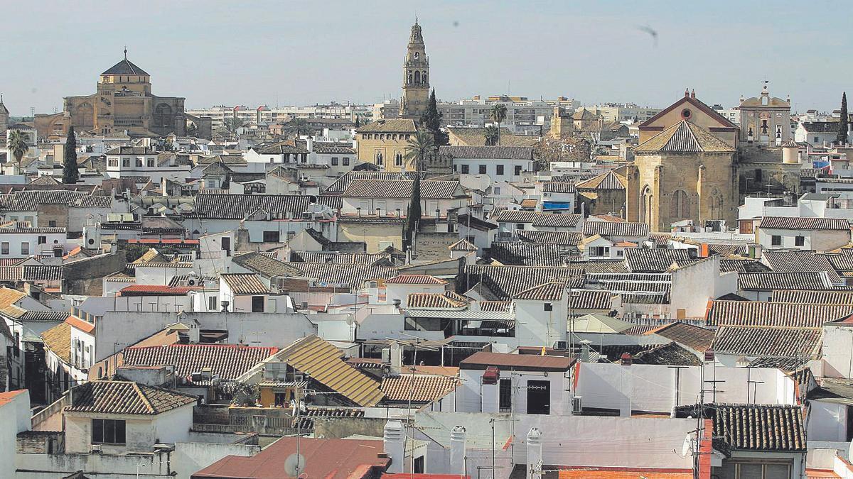 Imagen del casco antiguo de Córdoba.