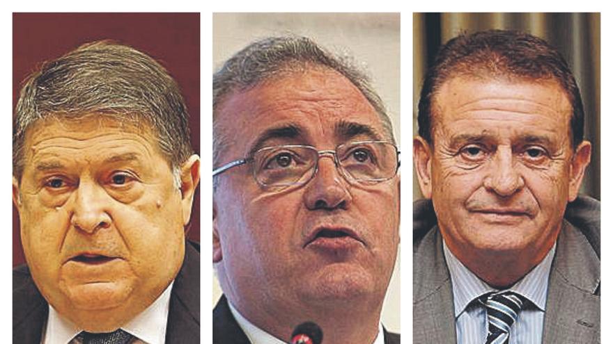 Los valencianos que se libran de la condena