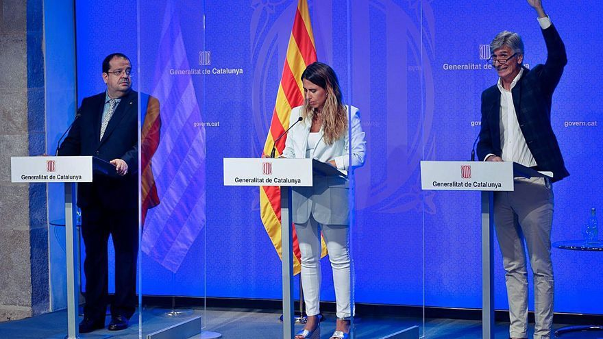 Catalunya amplia el toc de queda 7 dies més en un altre estiu de restriccions