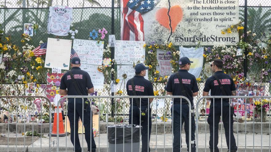 El hallazgo de otros tres cuerpos en el edificio de Miami aumenta los fallecidos a 27