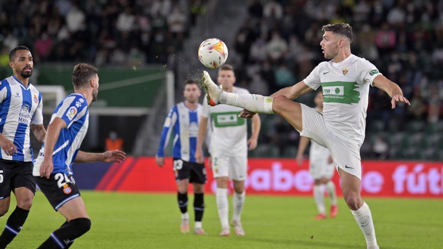 """Boyé: """"Que nos marcan dos goles en dos minutos por desatención es algo que no nos puede pasar"""""""