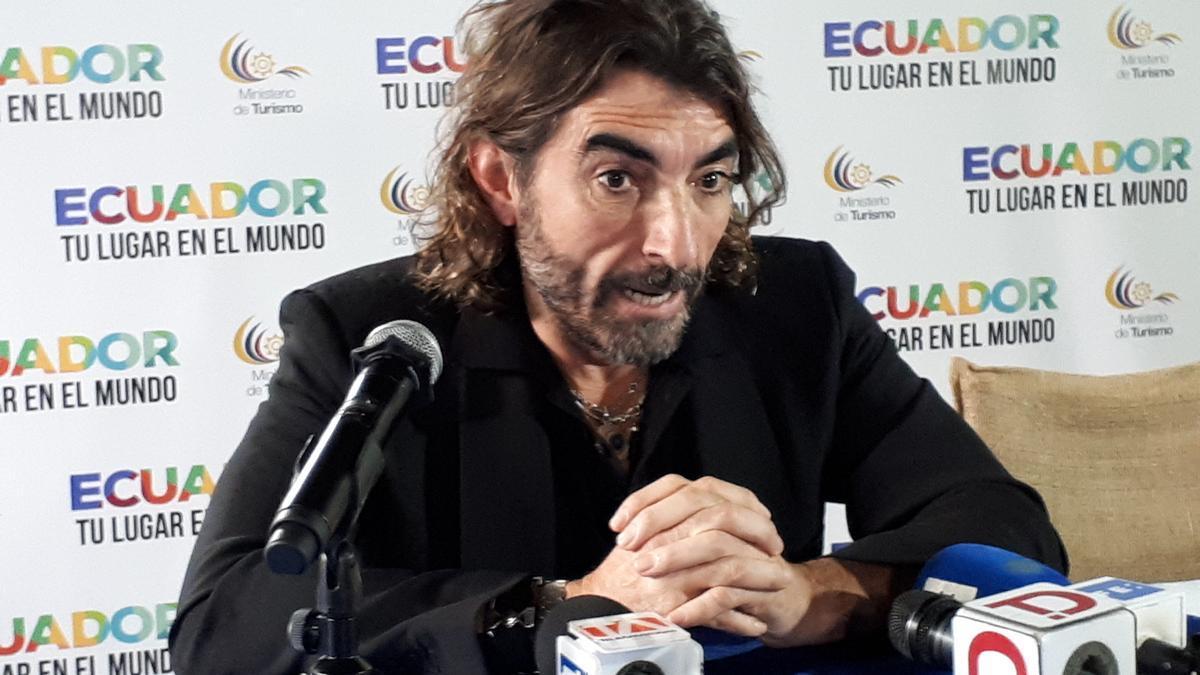 Javier Hidalgo, consejero delegado del grupo Globalia