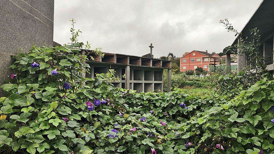 El Concello expropiará la finca del cementerio ilegal de Coiro si no cierra ya un acuerdo con la propiedad