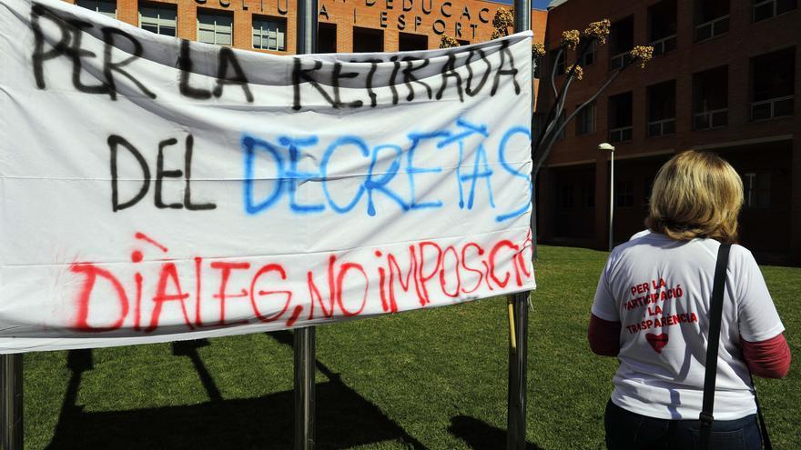 Los servicios psicopedagógicos escolares se manifestarán el sábado en València