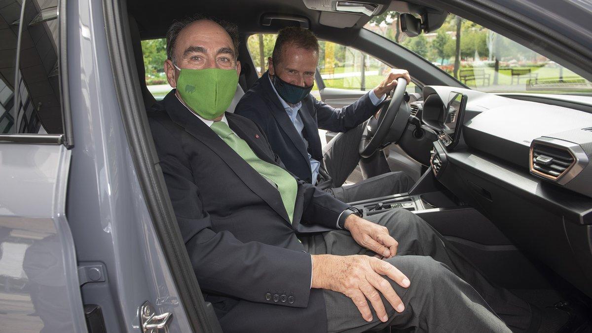 Seat, Iberdrola y Volkswagen se unen para impulsar la electromovilidad