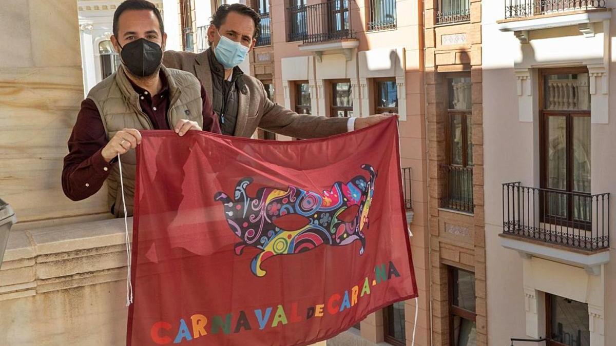 Los cartageneros podrán disfrutar del carnaval a través de las redes sociales
