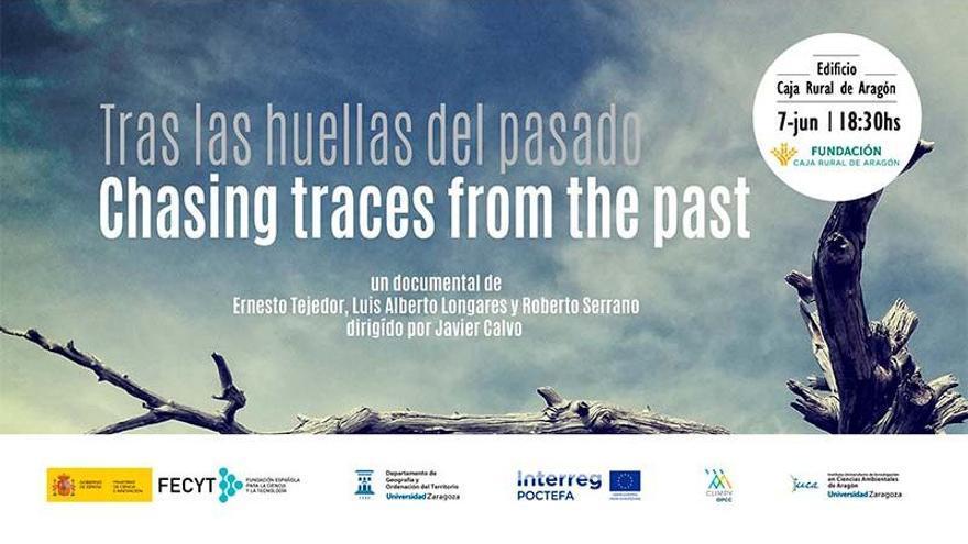 """El Edificio Caja Rural de Aragón presenta el documental """"Tras las huellas del pasado"""""""