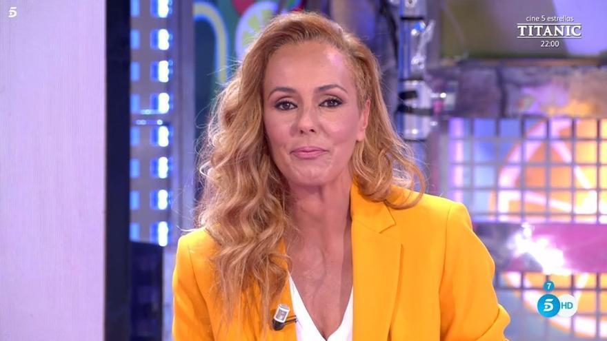 Rocío Carrasco rompe su silencio y habla de la aparición de su hijo David en Supervivientes
